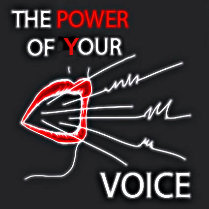 Free your SPEAKING VOICE